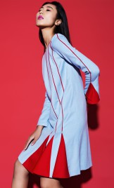 PLAKINGER LOOK 6   CHINA DOLL AW CAMPAIGN