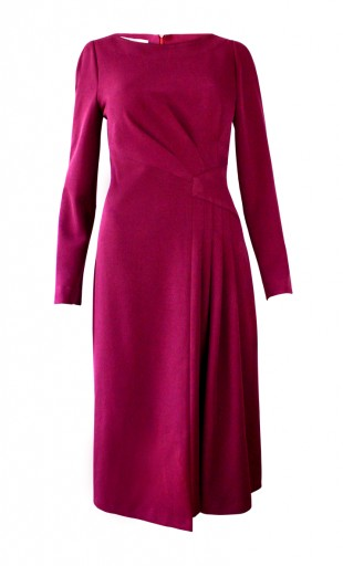 https://www.byplakinger.com/3196-thickbox_default/stretchy-burgundy-red-midi-dress-with-pleats.jpg