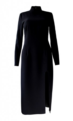 https://www.byplakinger.com/3219-thickbox_default/stretchy-cut-out-crepe-dress-with-high-neck.jpg