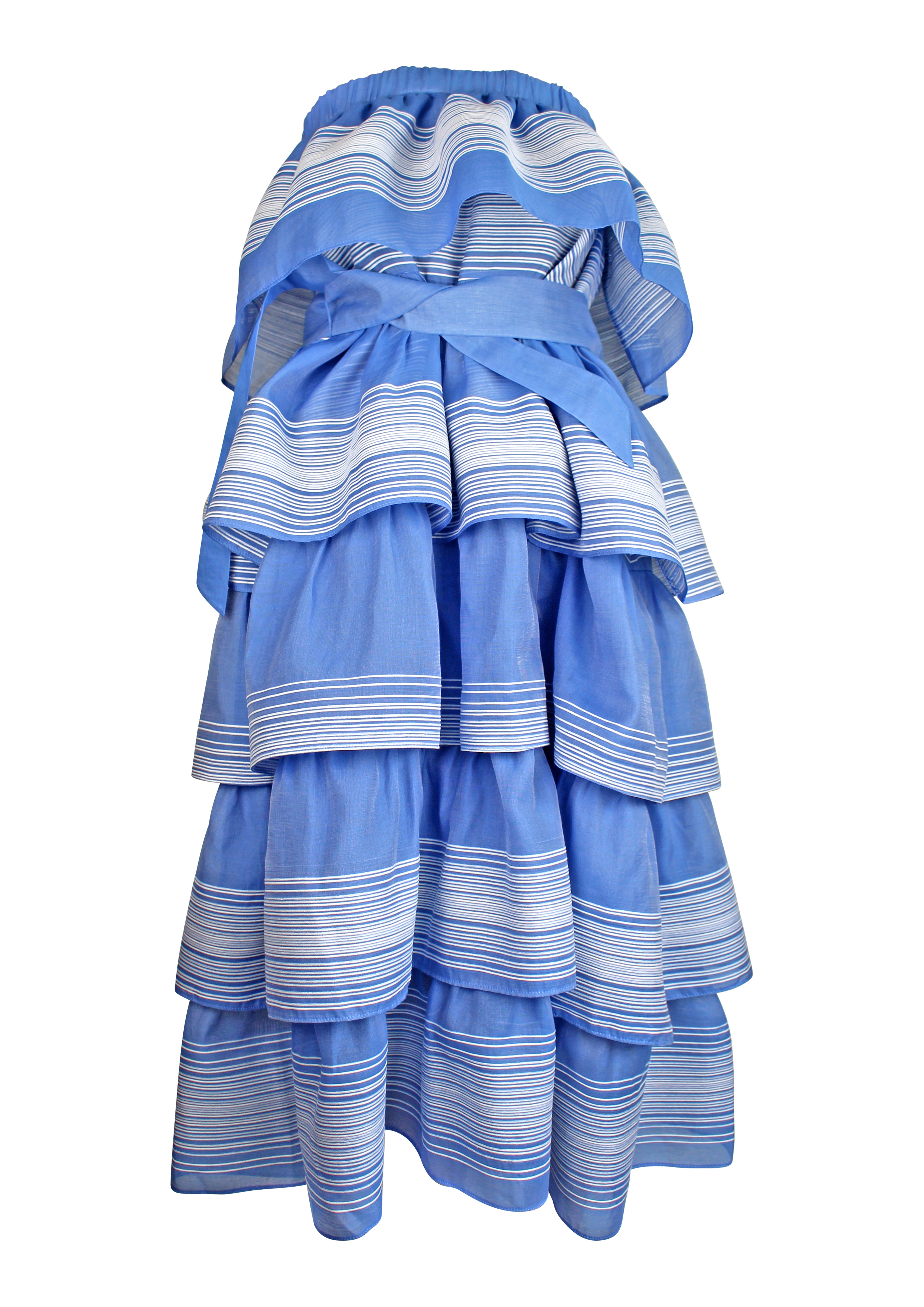 PLAKINGER TIERED DRESS