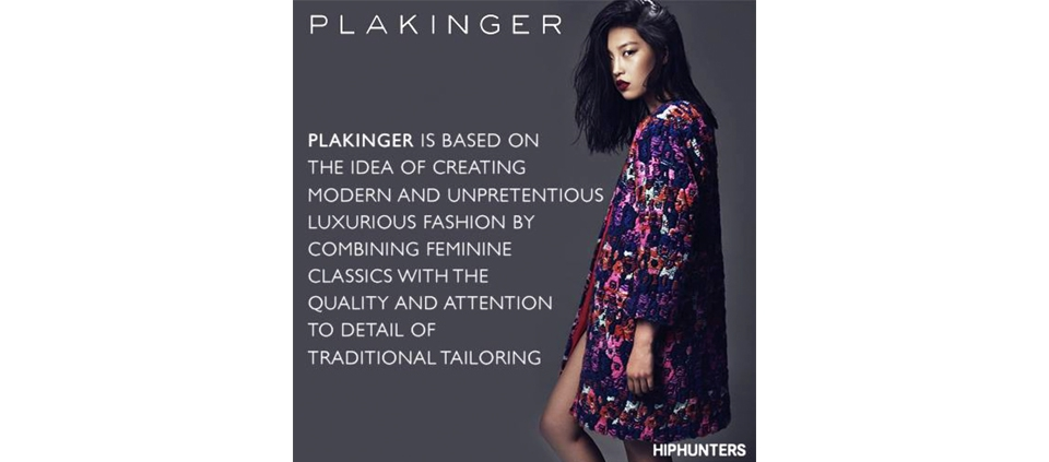 PLAKINGER INTERVIEW WITH HIPHUNTERS GLOBAL FASHION SHOP