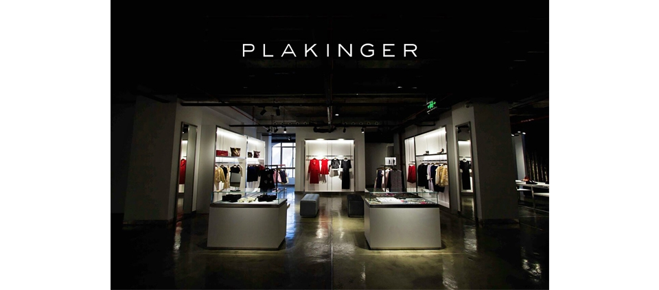 PLAKINGER FLAGSHIP STORE IN CHINA