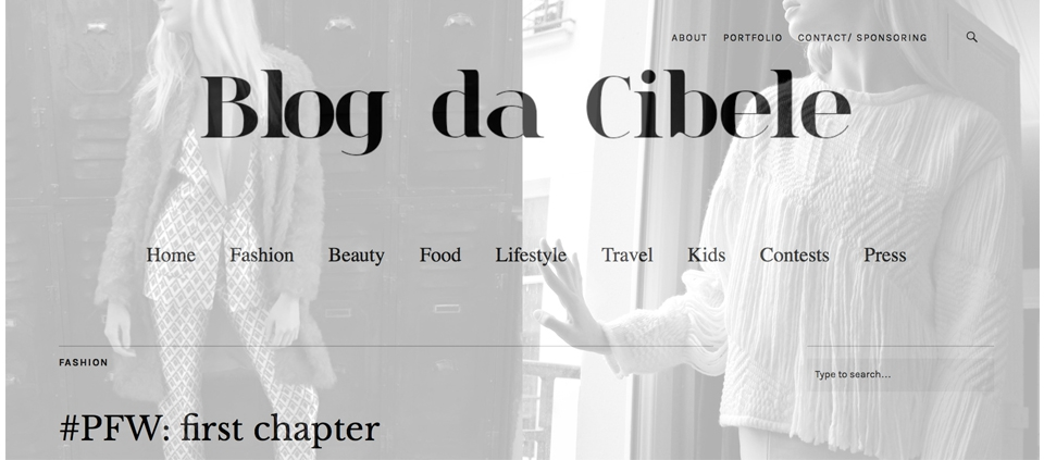 PLAKINGER AW16/17 COLLECTION IN BLOG DA CIBELE