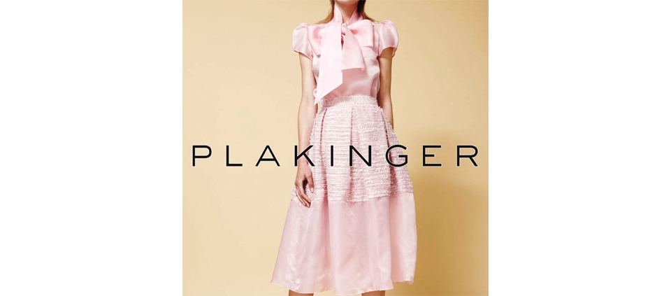 PLAKINGER AVAILABLE AT CUGINI BOUTIQUE IN JEDDAH